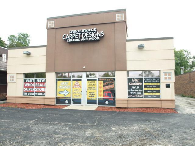 1410 Milwaukee Avenue, Libertyville, IL 60048 (MLS #10087759) :: Helen Oliveri Real Estate