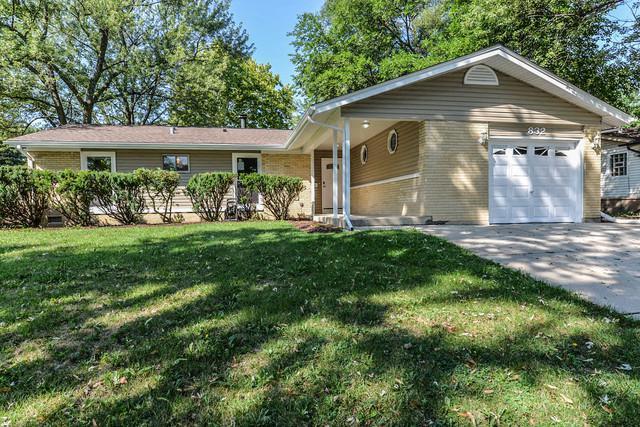 832 Delphia Avenue, Elk Grove Village, IL 60007 (MLS #10087903) :: The Saladino Sells Team