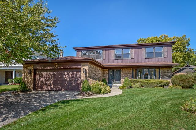 5 Reba Court, Morton Grove, IL 60053 (MLS #10087909) :: Helen Oliveri Real Estate