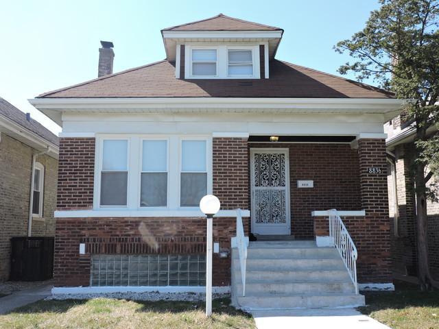 8836 S Ada Street, Chicago, IL 60620 (MLS #10087927) :: Lewke Partners
