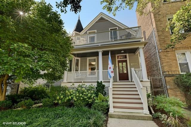 2175 W Eastwood Avenue, Chicago, IL 60625 (MLS #10087963) :: Leigh Marcus | @properties