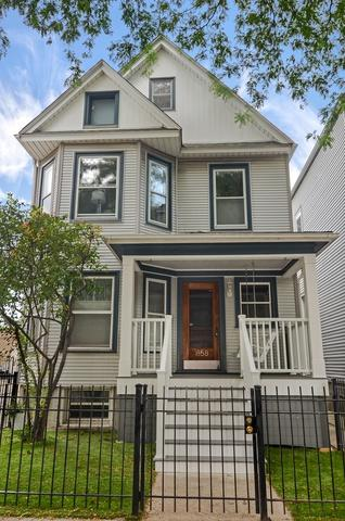 1858 W Berenice Avenue #2, Chicago, IL 60613 (MLS #10088035) :: Leigh Marcus   @properties