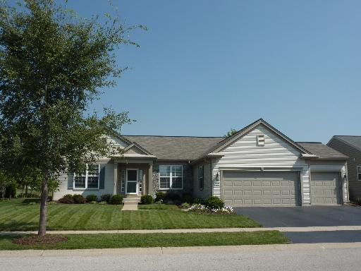 13108 Farm Hill Drive, Huntley, IL 60142 (MLS #10088062) :: The Jacobs Group