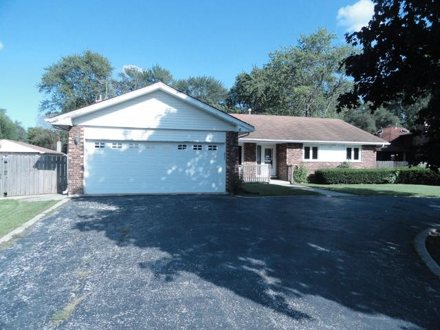 17615 Ridgeland Avenue, Tinley Park, IL 60477 (MLS #10088100) :: The Saladino Sells Team