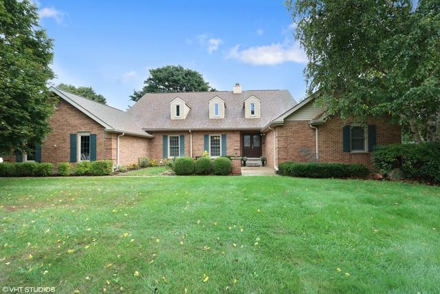 21861 N Inglenook Court, Deer Park, IL 60010 (MLS #10088117) :: Helen Oliveri Real Estate