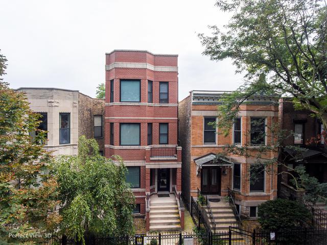 2627 N Washtenaw Avenue #1, Chicago, IL 60647 (MLS #10088399) :: Leigh Marcus | @properties