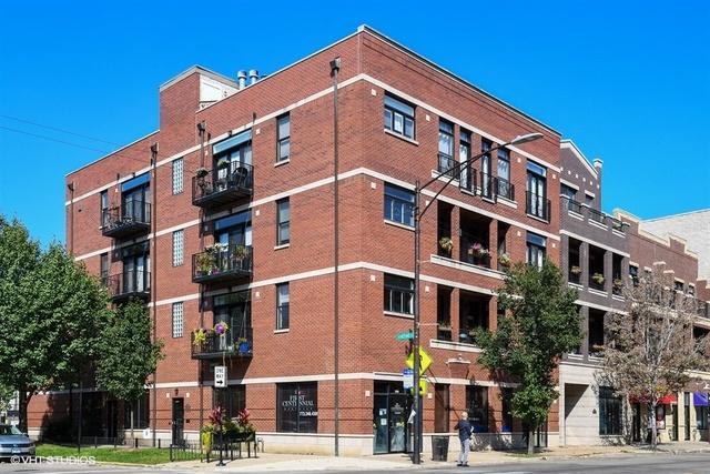 3205 N Hoyne Avenue 2B, Chicago, IL 60618 (MLS #10088452) :: Leigh Marcus   @properties