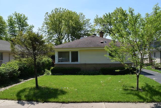 2913 Oakton Street, Park Ridge, IL 60068 (MLS #10088529) :: The Perotti Group