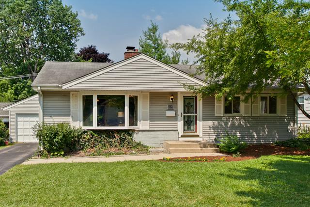 306 N Derbyshire Avenue, Arlington Heights, IL 60004 (MLS #10088537) :: The Perotti Group