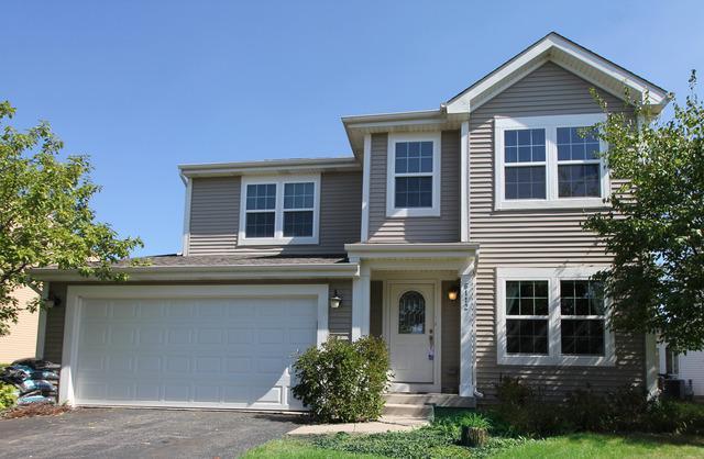 6112 Pheasant Ridge Drive, Plainfield, IL 60586 (MLS #10088551) :: The Perotti Group