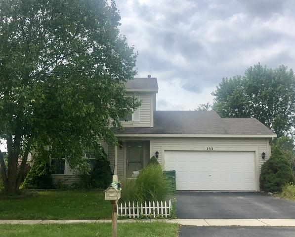 232 Stamford Lane, Romeoville, IL 60446 (MLS #10088565) :: The Saladino Sells Team
