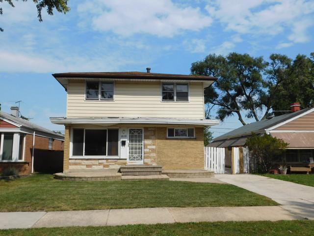 8115 S Scottsdale Avenue, Chicago, IL 60652 (MLS #10088569) :: Lewke Partners