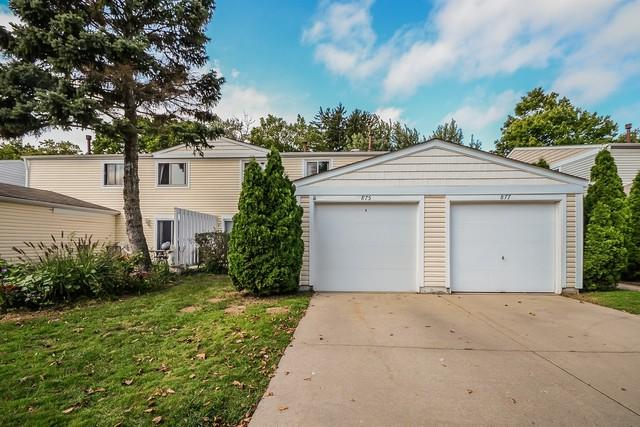 875 Oxford Place 113D, Wheeling, IL 60090 (MLS #10088590) :: Helen Oliveri Real Estate