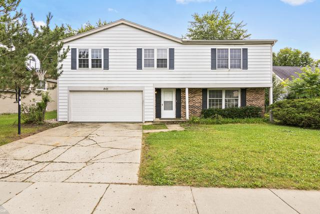 845 Thornton Lane, Buffalo Grove, IL 60089 (MLS #10088633) :: Lewke Partners