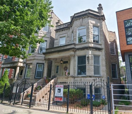 1425 N California Avenue #1, Chicago, IL 60622 (MLS #10088660) :: Property Consultants Realty