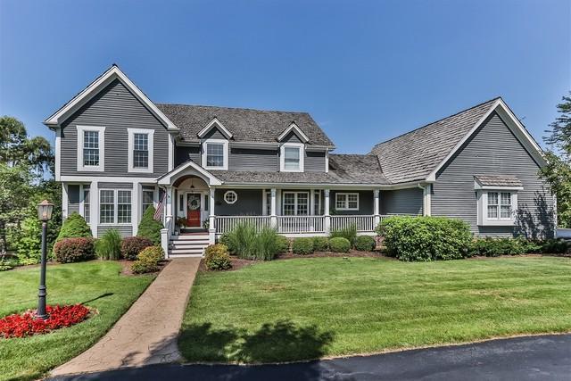 20846 N Deer Lake Drive, Deer Park, IL 60010 (MLS #10088762) :: Helen Oliveri Real Estate