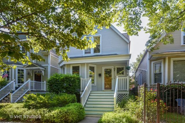 2415 W Winnemac Avenue, Chicago, IL 60625 (MLS #10088858) :: Leigh Marcus | @properties