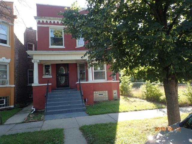 7217 S Harvard Avenue, Chicago, IL 60621 (MLS #10088900) :: The Jacobs Group