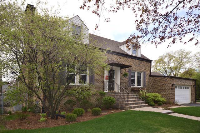 5917 Cleveland Street, Morton Grove, IL 60053 (MLS #10088983) :: Helen Oliveri Real Estate