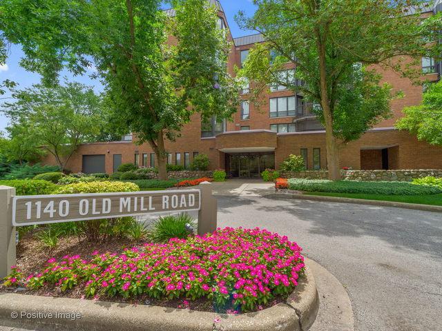 1140 Old Mill Road 506F, Hinsdale, IL 60521 (MLS #10089024) :: The Saladino Sells Team