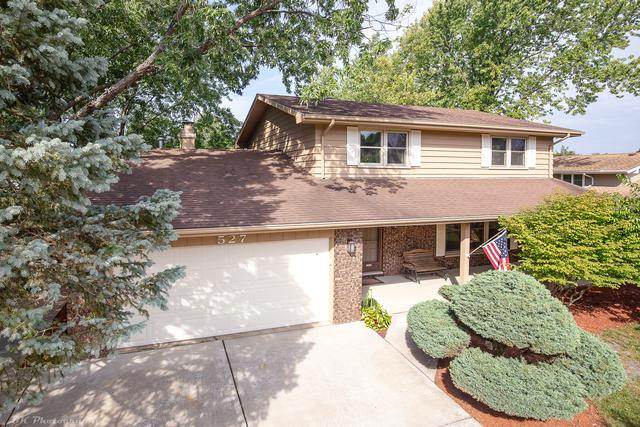 527 Ca Crest Drive, Shorewood, IL 60404 (MLS #10089081) :: The Jacobs Group