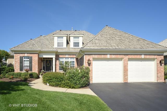 1756 Arrowwood Way, Libertyville, IL 60048 (MLS #10089129) :: The Dena Furlow Team - Keller Williams Realty