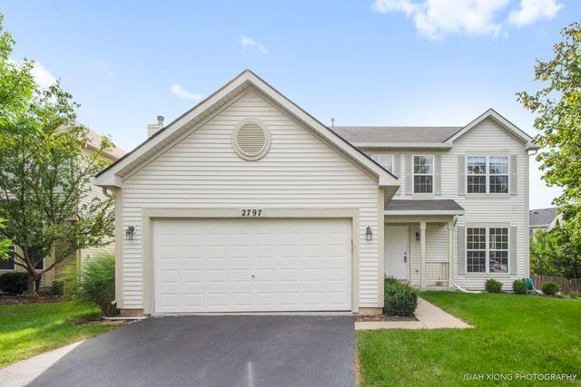 2797 Yellowstone Drive, Aurora, IL 60503 (MLS #10089189) :: The Dena Furlow Team - Keller Williams Realty