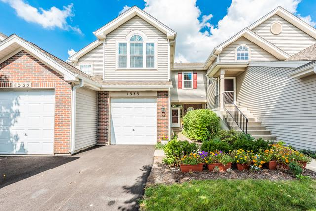 1333 Providence Circle, Elgin, IL 60120 (MLS #10089207) :: Lewke Partners