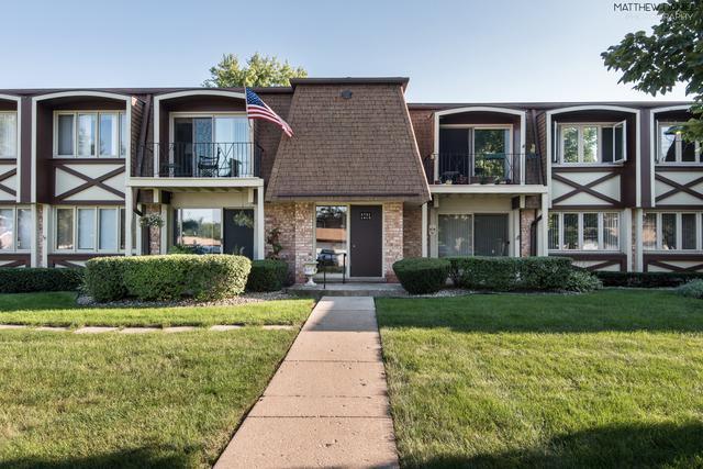 5701 Park Place C2, Crestwood, IL 60418 (MLS #10089214) :: Lewke Partners