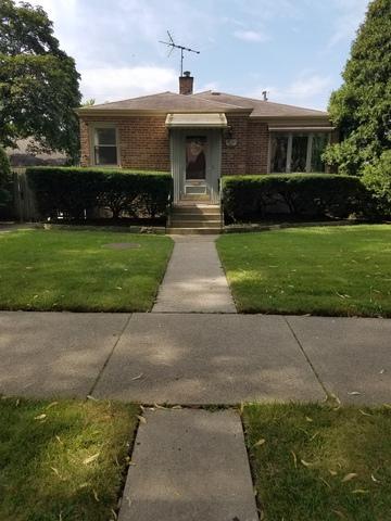 9032 Mcvicker Avenue, Morton Grove, IL 60053 (MLS #10089245) :: Helen Oliveri Real Estate