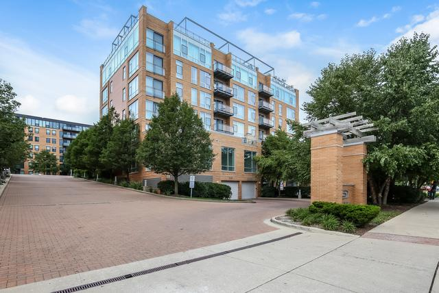 1740 Oak Avenue 602A, Evanston, IL 60201 (MLS #10089272) :: Lewke Partners