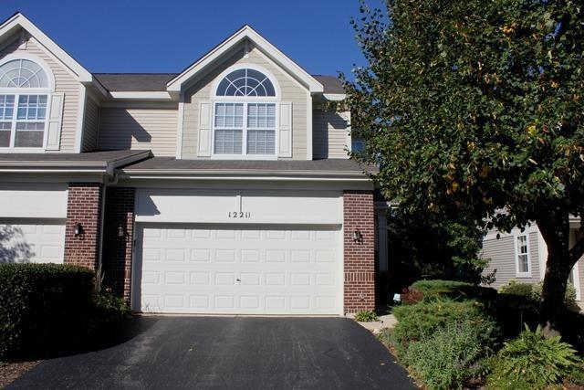 1221 Townes Circle, Aurora, IL 60502 (MLS #10089273) :: Lewke Partners