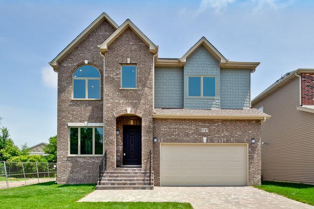 1747 Greenwood Road, Glenview, IL 60026 (MLS #10089279) :: Helen Oliveri Real Estate