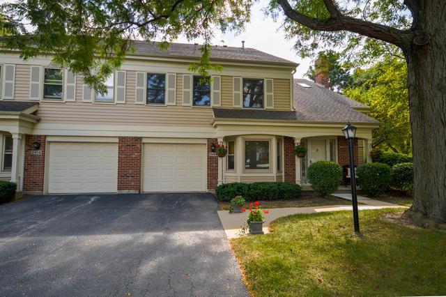 2454 E Hunter Drive, Arlington Heights, IL 60004 (MLS #10089286) :: Helen Oliveri Real Estate