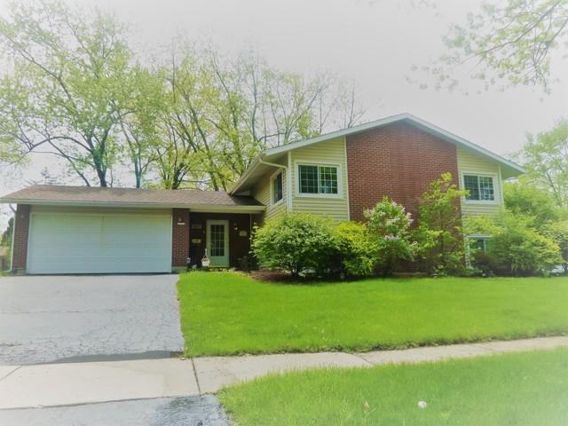 2921 Williams Drive, Woodridge, IL 60517 (MLS #10089391) :: The Jacobs Group