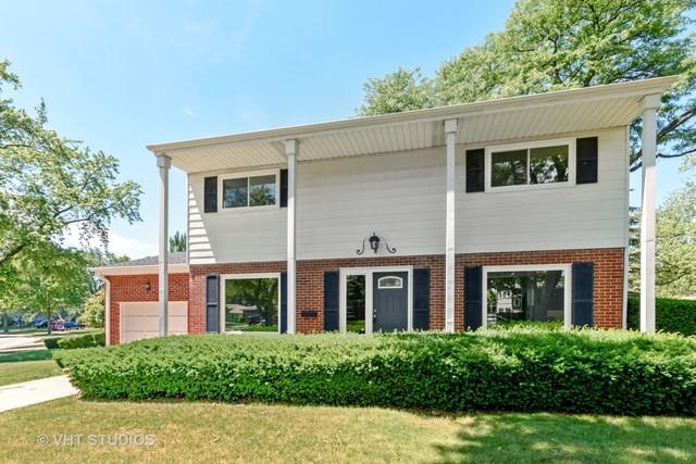 110 S We Go Trail, Mount Prospect, IL 60056 (MLS #10089406) :: Helen Oliveri Real Estate