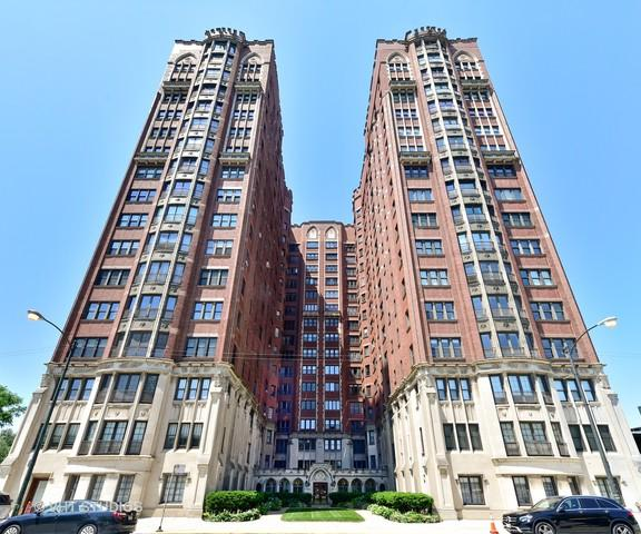 5840 S Stony Island Avenue 14-F, Chicago, IL 60637 (MLS #10089447) :: Leigh Marcus | @properties