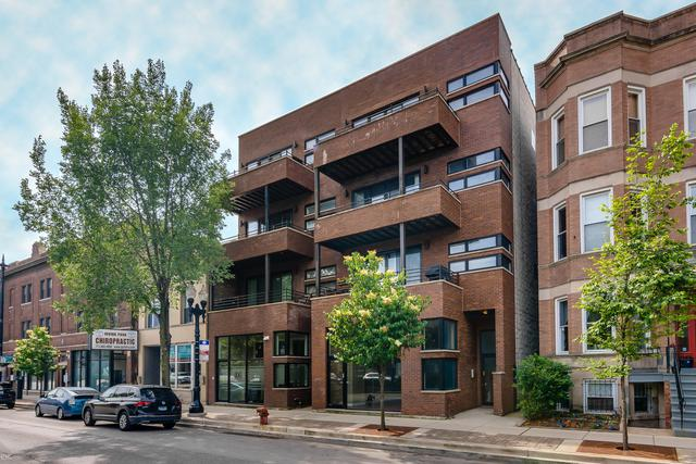 1927 W Irving Park Road #4, Chicago, IL 60613 (MLS #10089497) :: Leigh Marcus   @properties