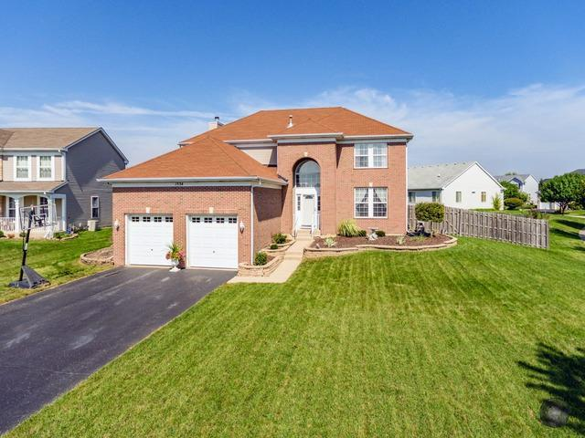 1534 Apple Valley Road, Bolingbrook, IL 60490 (MLS #10089501) :: The Jacobs Group