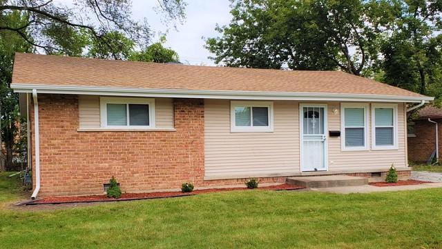 3034 Sherwood Avenue, Markham, IL 60428 (MLS #10089556) :: Lewke Partners