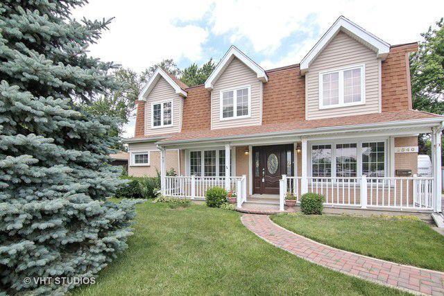 2540 Victor Avenue, Glenview, IL 60025 (MLS #10089617) :: Helen Oliveri Real Estate