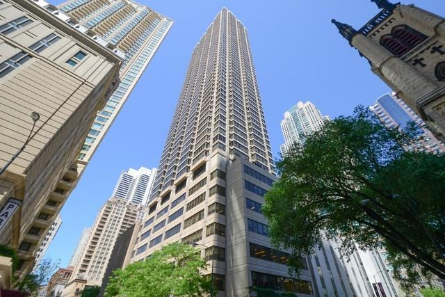30 E Huron Street #4309, Chicago, IL 60611 (MLS #10089623) :: Leigh Marcus | @properties