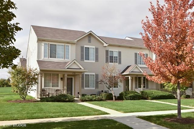 179 Azalea Circle #179, Romeoville, IL 60446 (MLS #10089716) :: The Saladino Sells Team