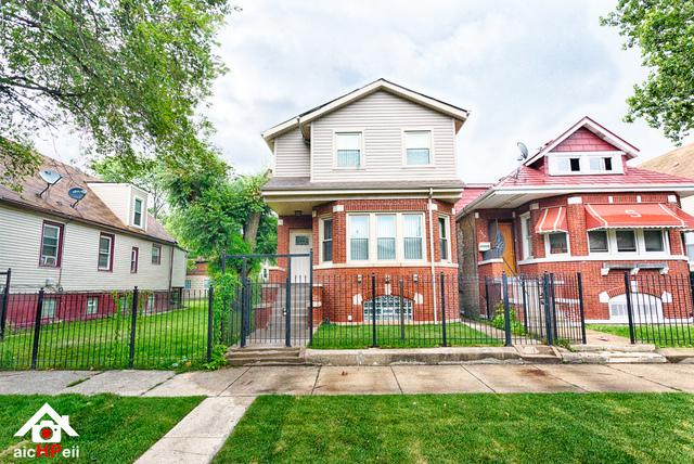7417 S Sangamon Street, Chicago, IL 60621 (MLS #10089718) :: The Saladino Sells Team