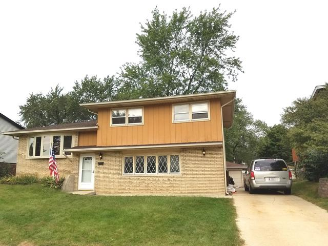 7720 162nd Place, Tinley Park, IL 60477 (MLS #10089813) :: The Saladino Sells Team