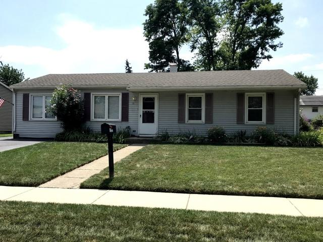 15 Dover Avenue, Romeoville, IL 60446 (MLS #10089912) :: The Saladino Sells Team