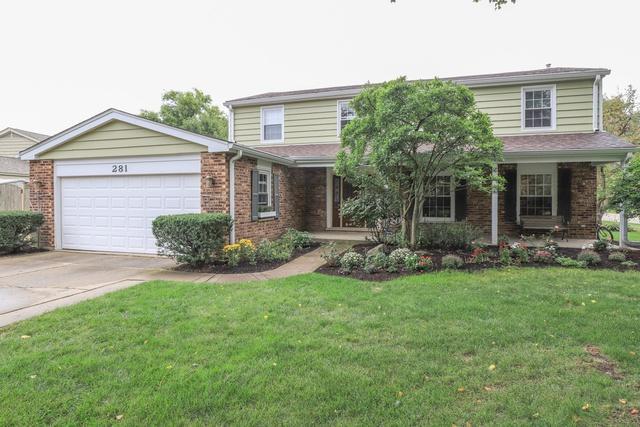 281 Cypress Lane, Libertyville, IL 60048 (MLS #10089921) :: Helen Oliveri Real Estate