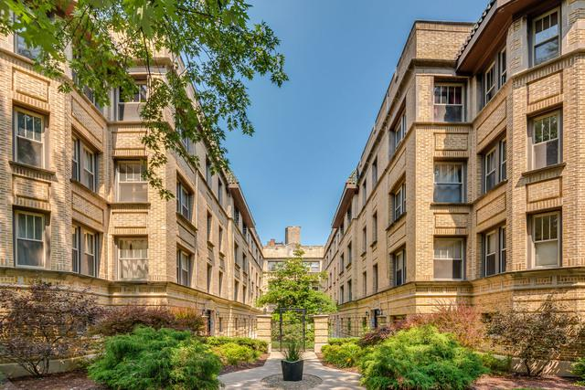 1360 W Greenleaf Avenue 1N, Chicago, IL 60626 (MLS #10089929) :: Helen Oliveri Real Estate