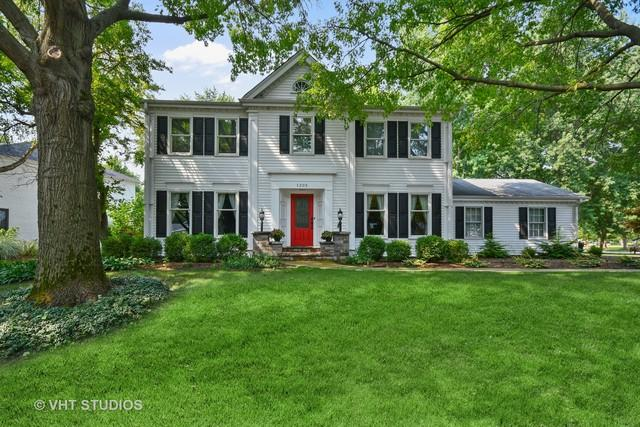 1205 Briergate Drive, Naperville, IL 60563 (MLS #10090165) :: The Jacobs Group