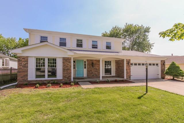 2827 Sun Valley Road, Lisle, IL 60532 (MLS #10090224) :: The Jacobs Group